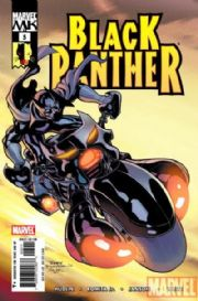 Black Panther #5 NM (2008) Marvel Knights comic book
